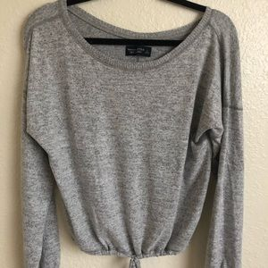 A&F Off the Shoulder Sweater